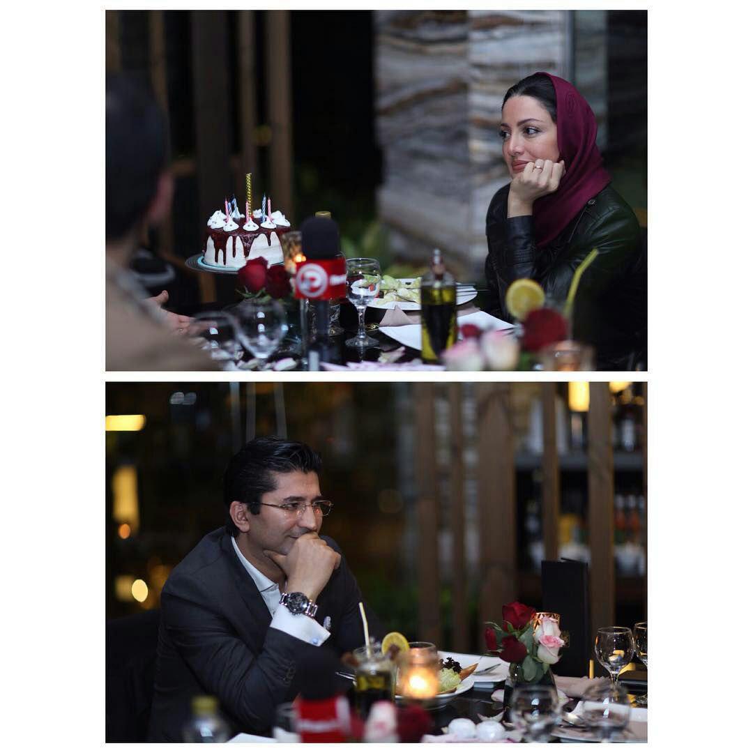 سورپرایز جشن تولد سرکار خانم شیلا خداداد در رستوران هرمو