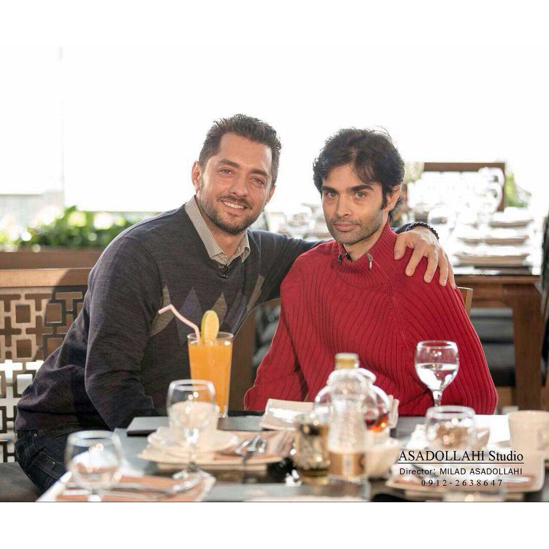سورپرایز سیاوش حکمت شعار توسط بهرام رادان عزیز در هرمو